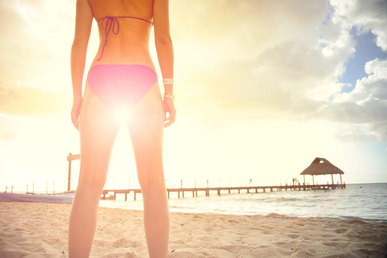 Je veux avoir la classe en bikini